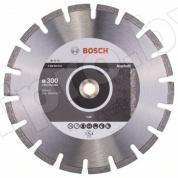 Алмазный круг 300-20/25,4 Professional for Asphalt BOSCH (2608602624) 2.608.602.624