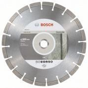 Алмазный круг 300-20/25,4 Expert for Concrete BOSCH 2.608.602.560