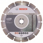 Алмазный круг 230-22,23 Professional for Concrete BOSCH (2608602200) 2.608.602.200