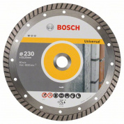 Алмазный круг BOSCH 230-22,23 Standard for Universal Turbo  (2608602397) 2.608.602.397